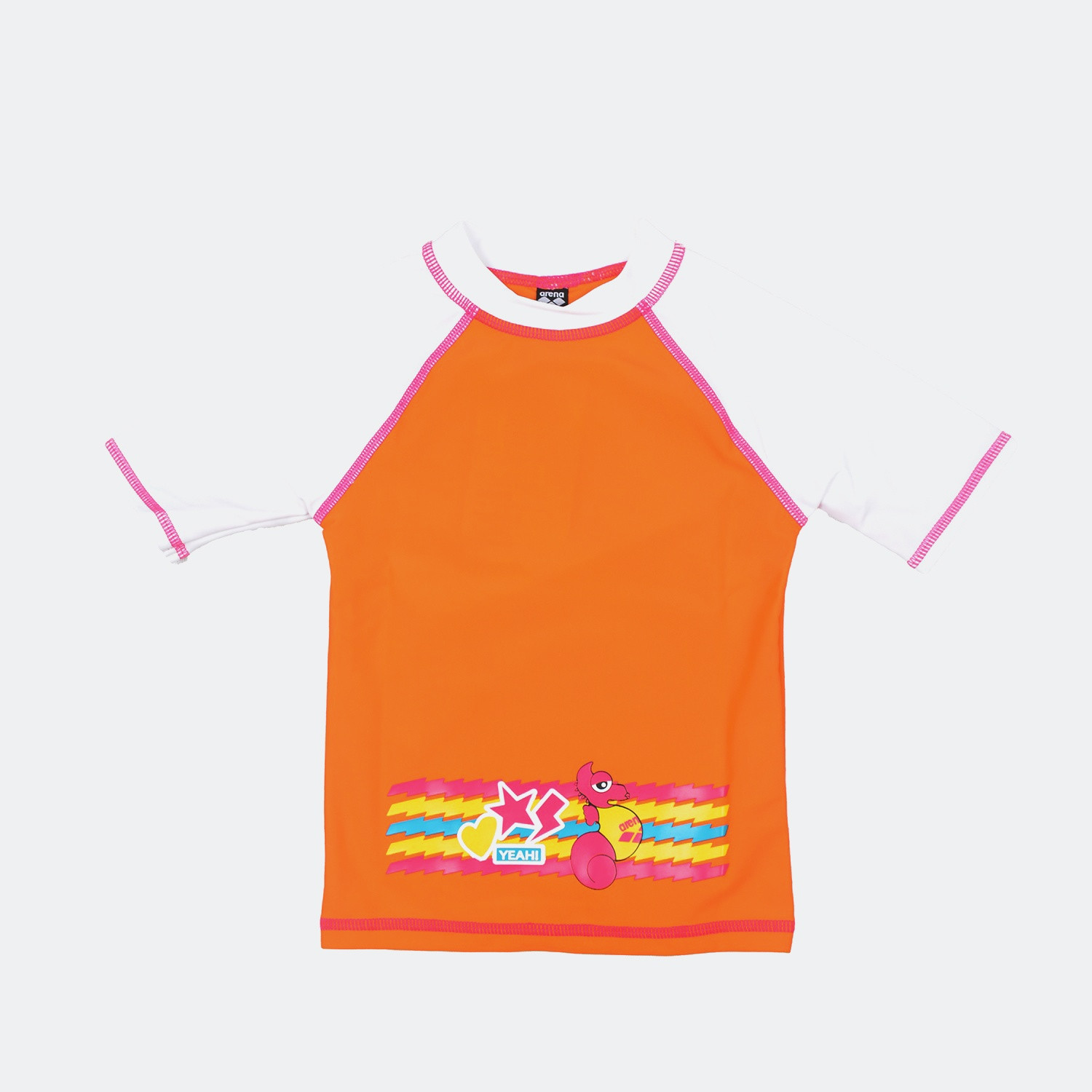 Arena ARENA WATER TRIBE KID G UV S/S (21614440003_5066)