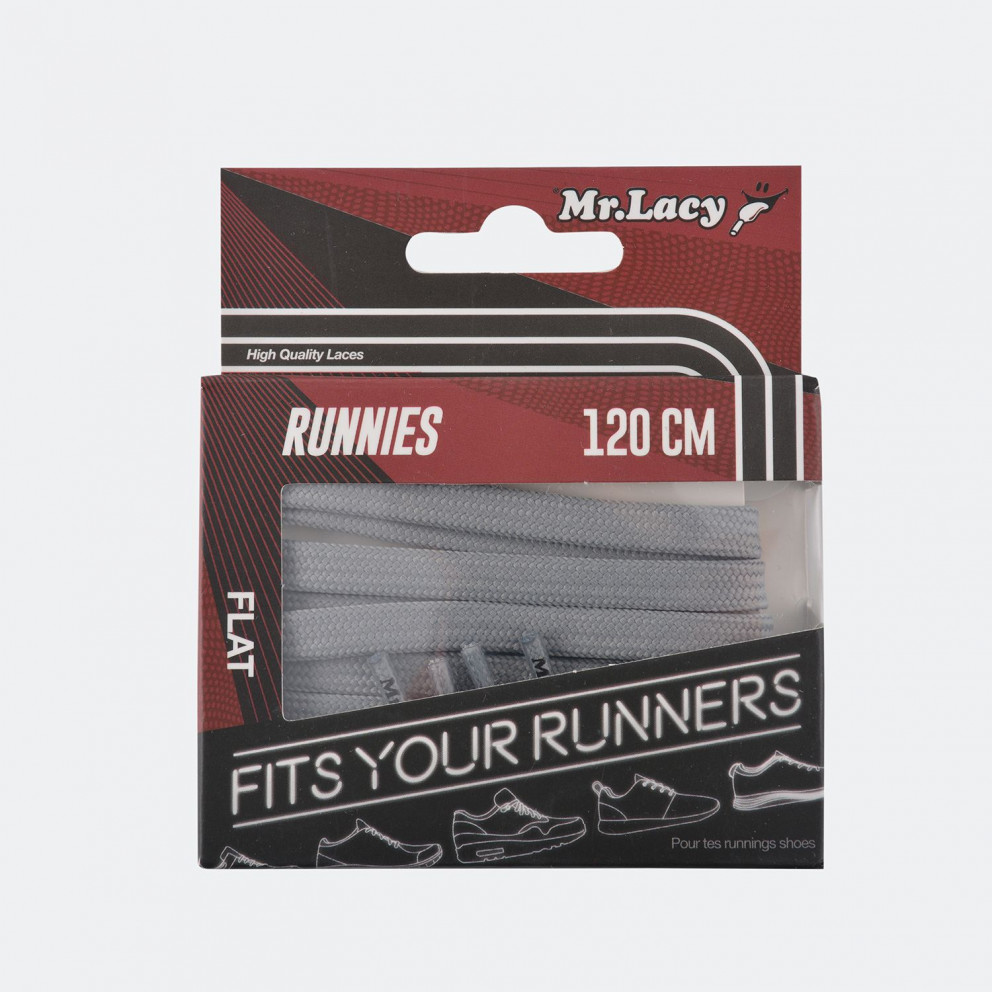 Mr.Lacy Runnies Lf Flat Lace