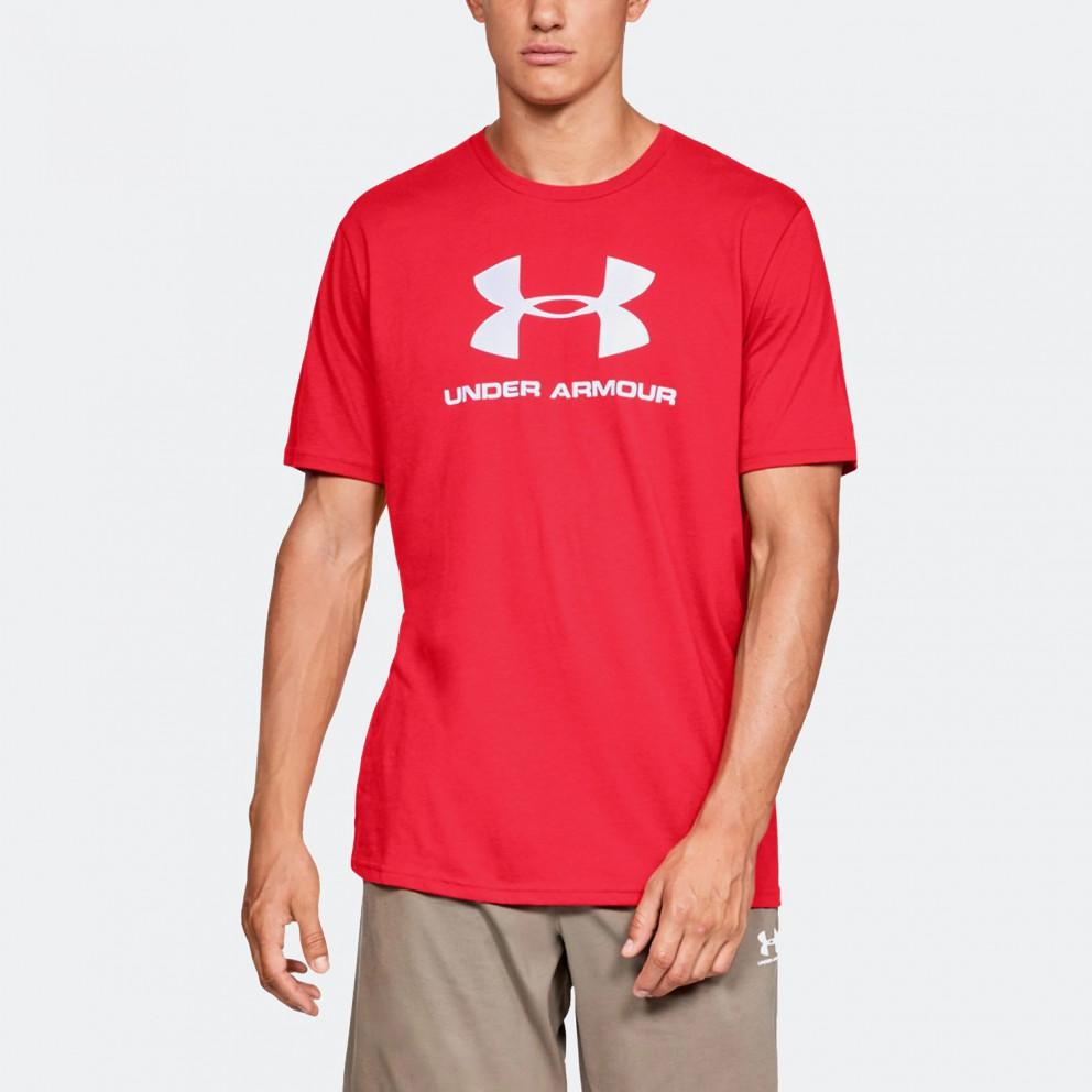 Under Armour Rival Fleece Sportstyle Logo Men's T-Shirt