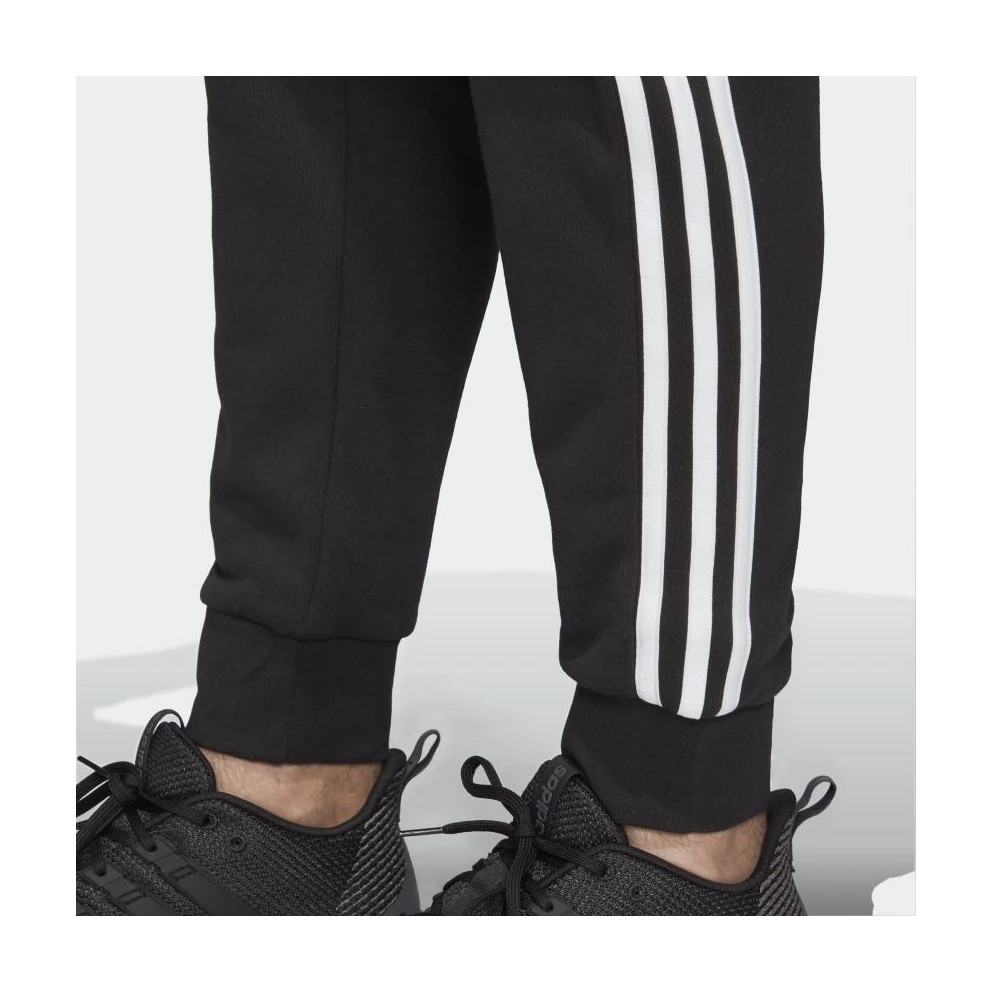 adidas Performance Essentials 3-Stripes Tapered Men's Track Pants