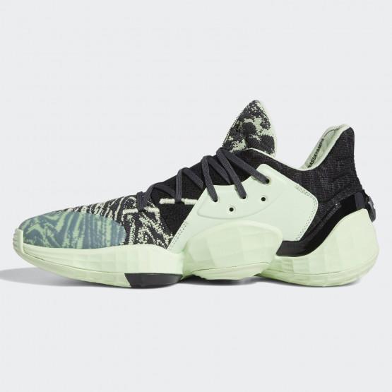 adidas Harden Vol. 4 - Ανδρικά Μπασκετικά Παπούτσια