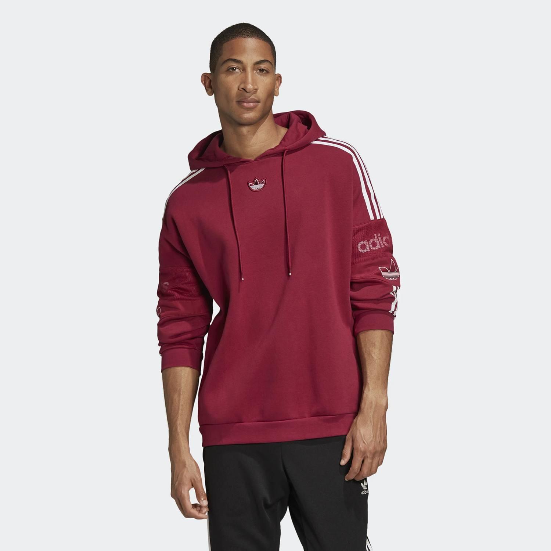 adidas Originals Team Signature Trefoil Hoodie (9000032490_28330)