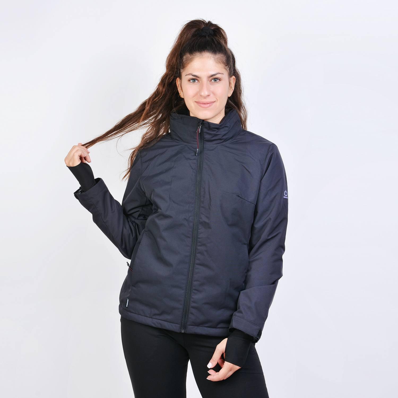 Emerson Women's Roll-in Hood Jacket - Γυναικείο Μπουφάν (9000036161_40975)