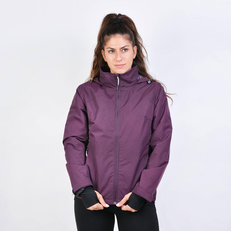 Emerson Women's Roll-in Hood Jacket - Γυναικείο Μπουφάν (9000036162_40976)