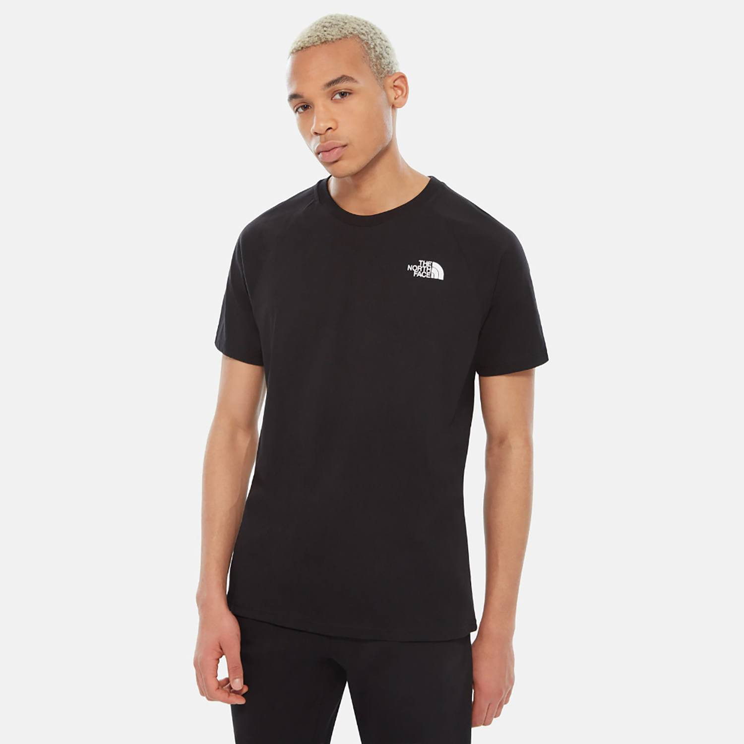 THE NORTH FACE M S/S NORTH FACE TEE (9000036527_23281)