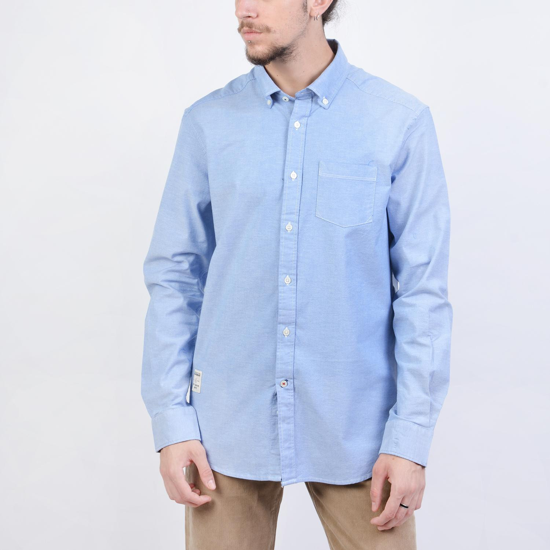 Napapijri Garies Men's Long Sleeve Shirt (9000036782_41054)