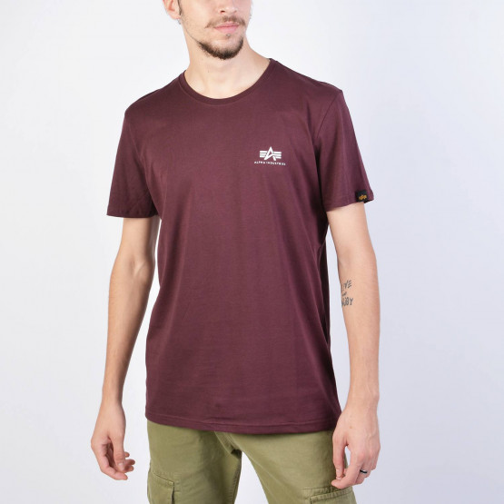 Alpha Industries Basic T Small Logo