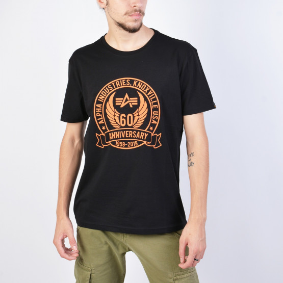 Alpha Industries Anniversary Men's Tee - Ανδρική Μπλούζα