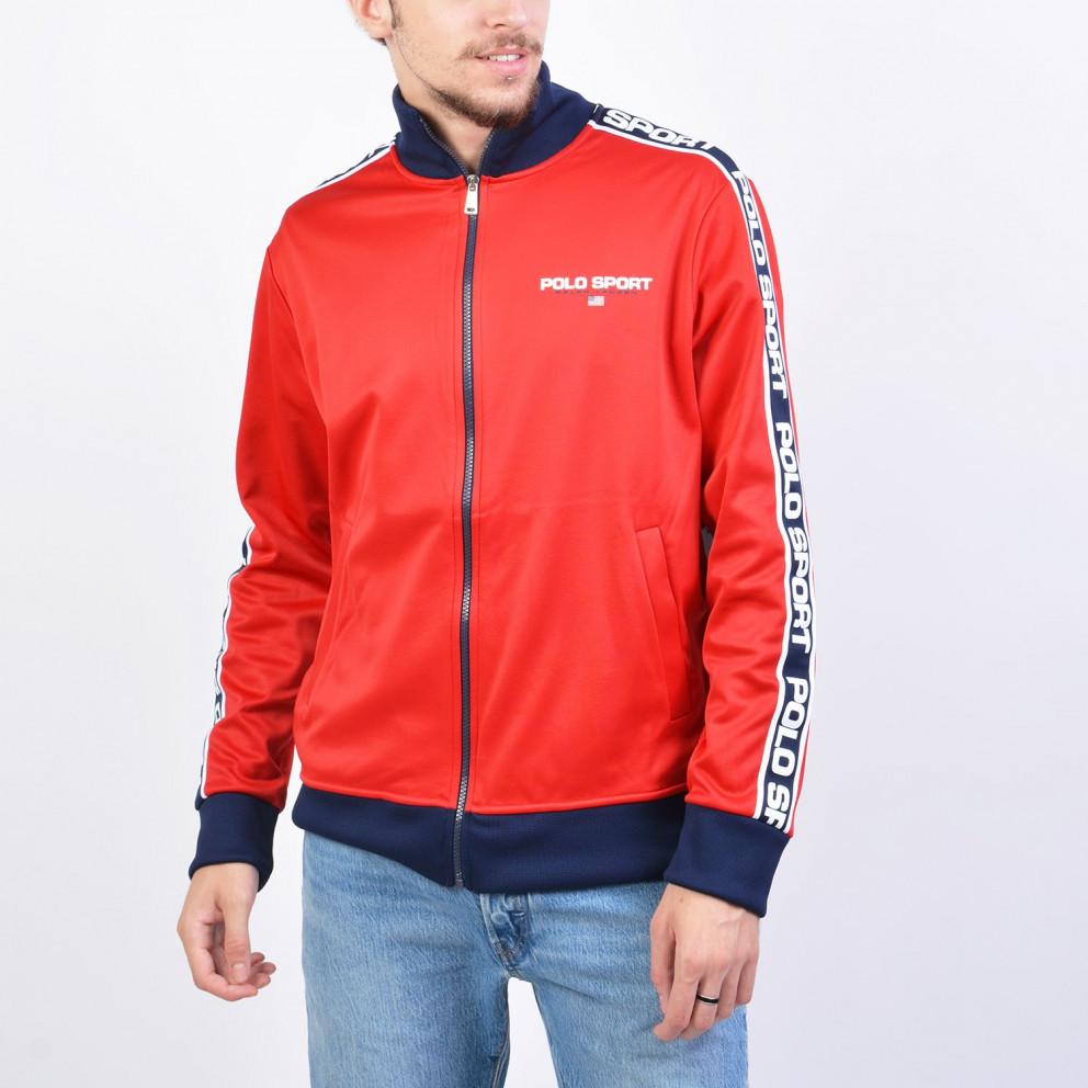 Polo Ralph Lauren Sport Track Jacket - Ανδρική Ζακέτα