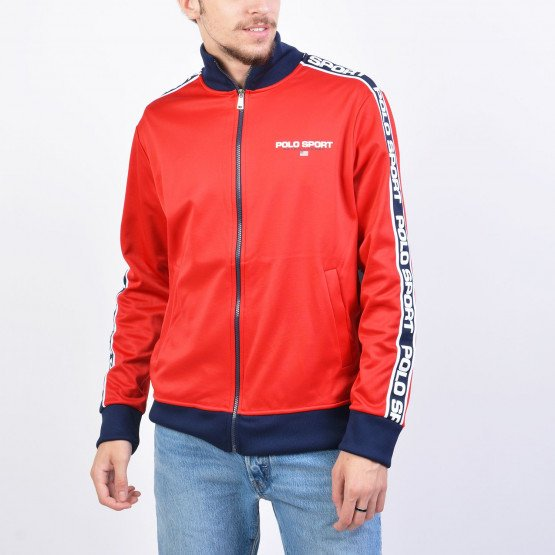 Polo Ralph Lauren Sport Track Jacket - Ανδρική Ζακέτα