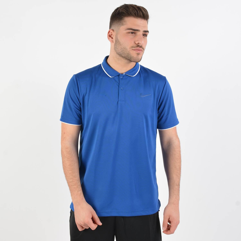 Nike Men's Court Dry Team Polo - Ανδρικό Μπλουζάκι (9000024713_37591)