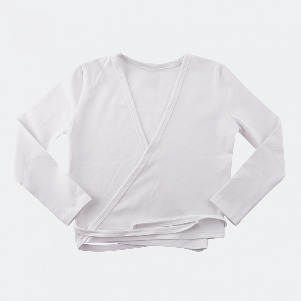 Go Dance Warm-Up Kids' Ballet Jacket