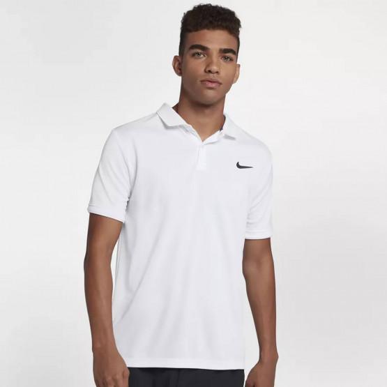 Nike Men's Court Dry Team Polo - Ανδρικό Μπλουζάκι