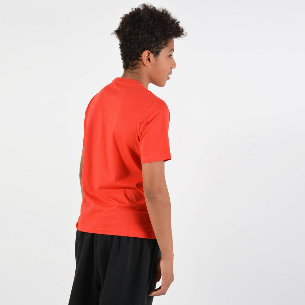 Russell Athletic Kids Arch Logo T-Shirt - Παιδικό Μπλουζάκι