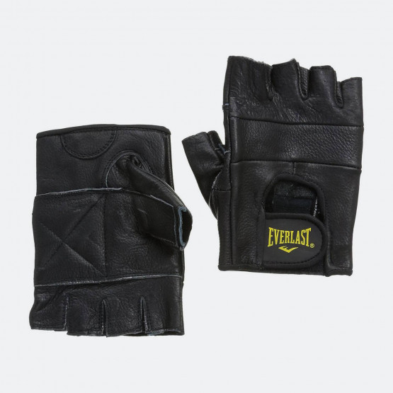 Everlast Leather All Competition Training Gloves
