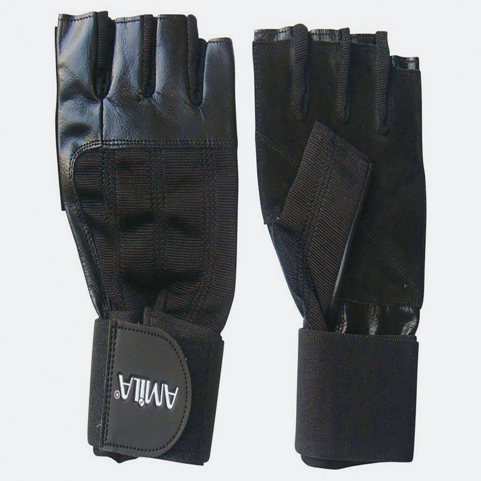 Amila Leather Training Gloves