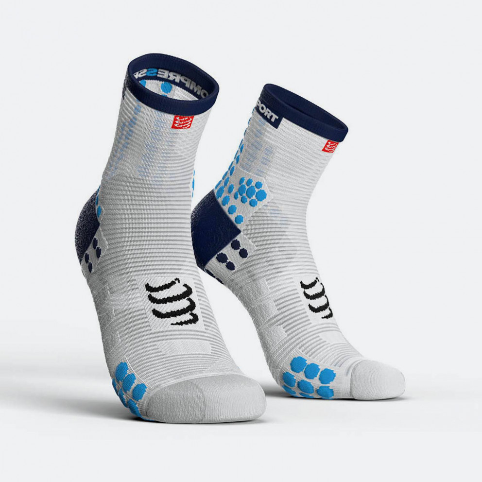 COMPRESSPORT V3.0 Pro Racing Socks - Hi Cut