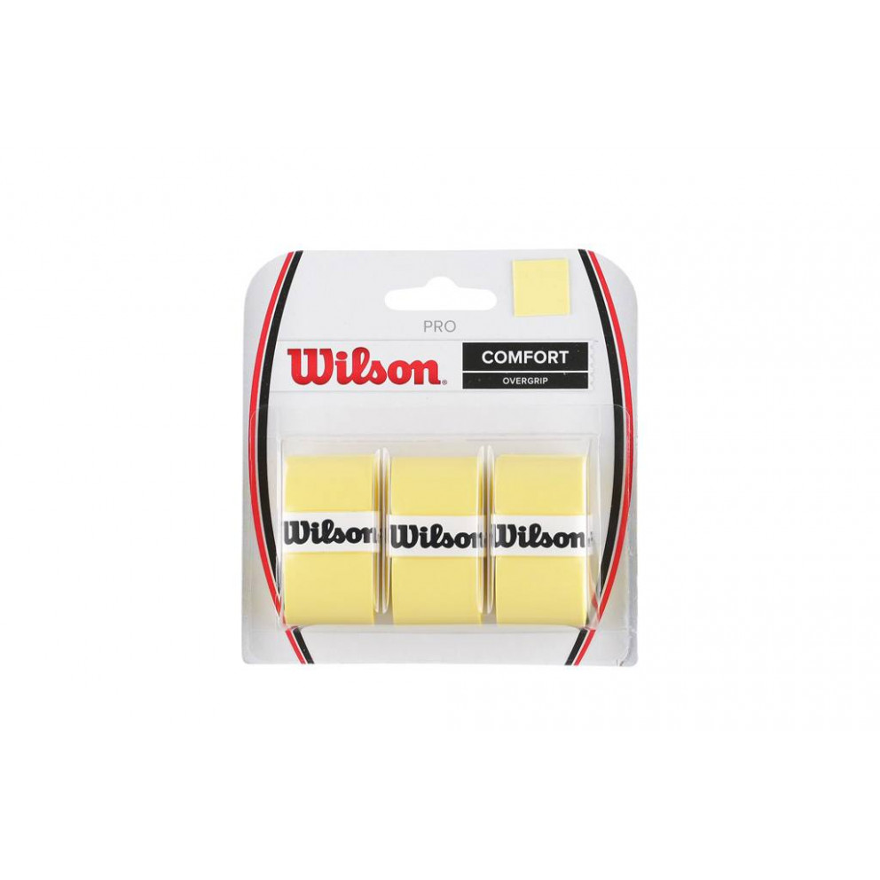 Wilson Pro Overgrips Pack of 3