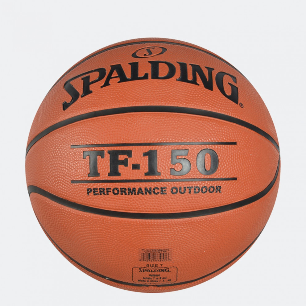 Spalding Tf-150 Performance Rubber Basketball No7