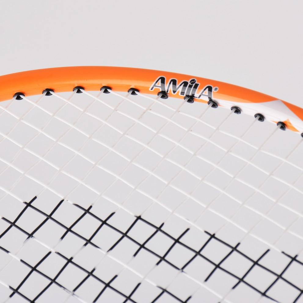 Amila Ρακετα Badminton Μεταλλικη 2006