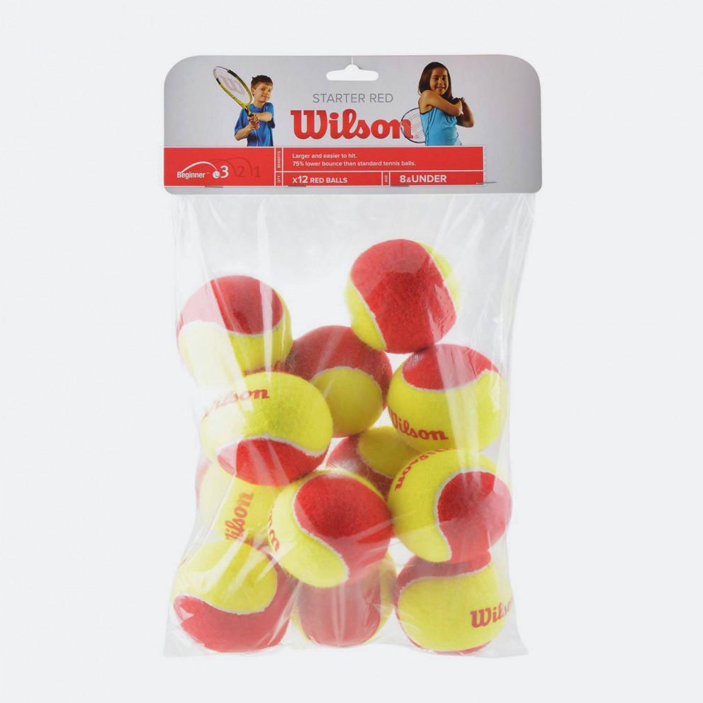 Wilson Starter East Balls 12