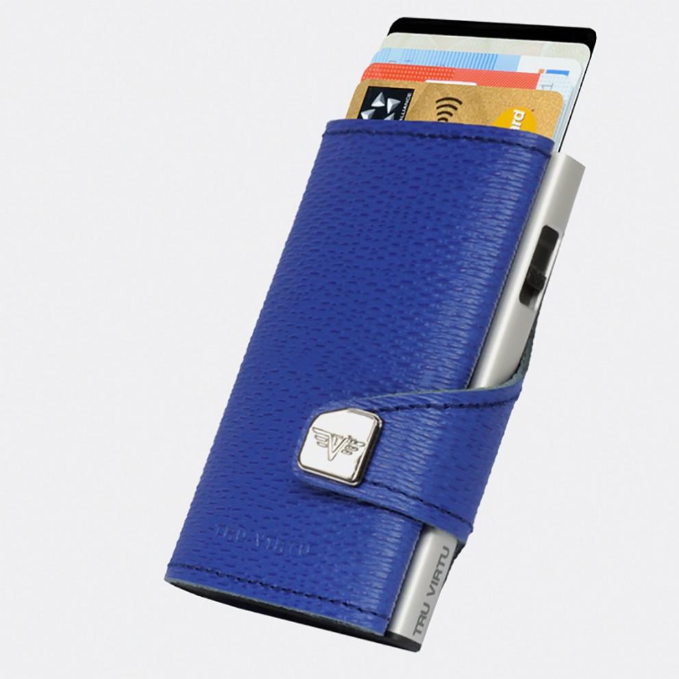 "Tru Virtu® Click & Slide ""One Touch"" Wallet"