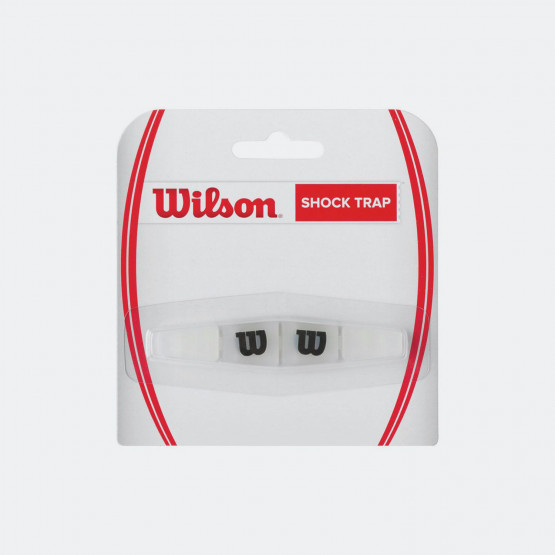 Wilson Shock Trap Clear With Black
