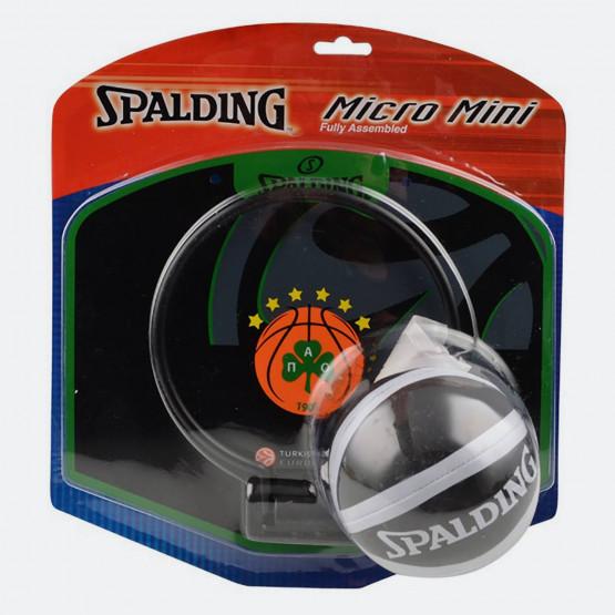 Spalding EUROLEAGUE MICRO/MINI BB PANATHINAIKOS