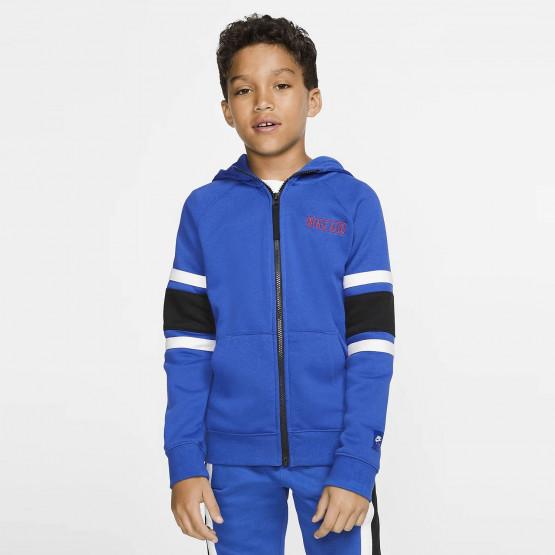 Nike Air Kids Full-Zip Hoodie - Παιδικό Hoodie