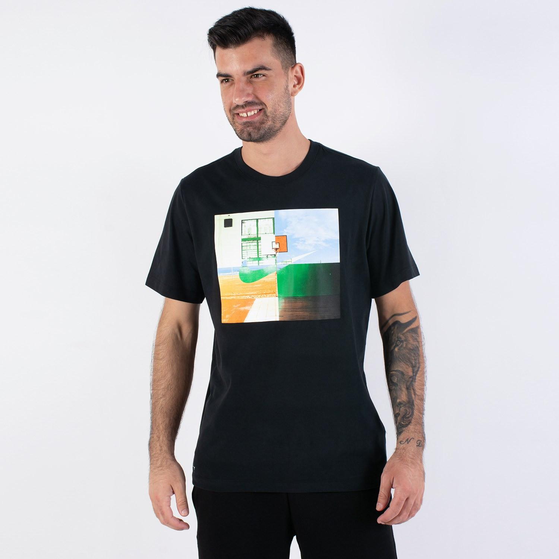 Nike Dri-FIT Men's Photo Tee - Ανδρική Μπλούζα (9000035613_1469)