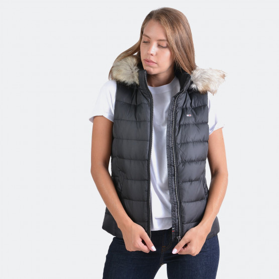 Tommy Jeans ESSENTIAL HOODED DOWN VEST