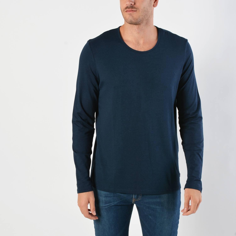 BODYTALK Men's Longsleeved T-shirt (9000019502_12855)