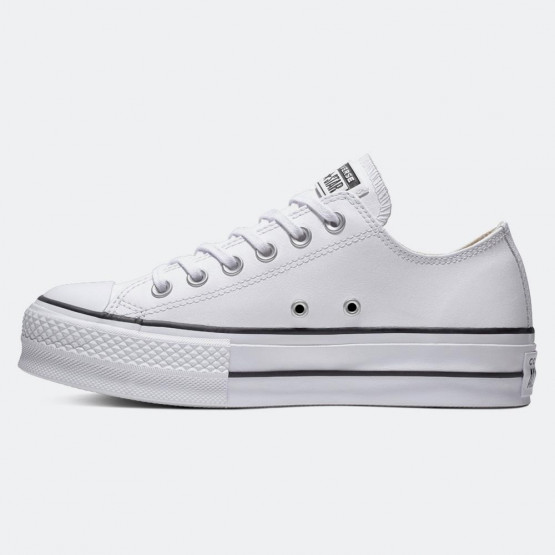 Converse Chuck Taylor All Star Lift Clean Leather Platform