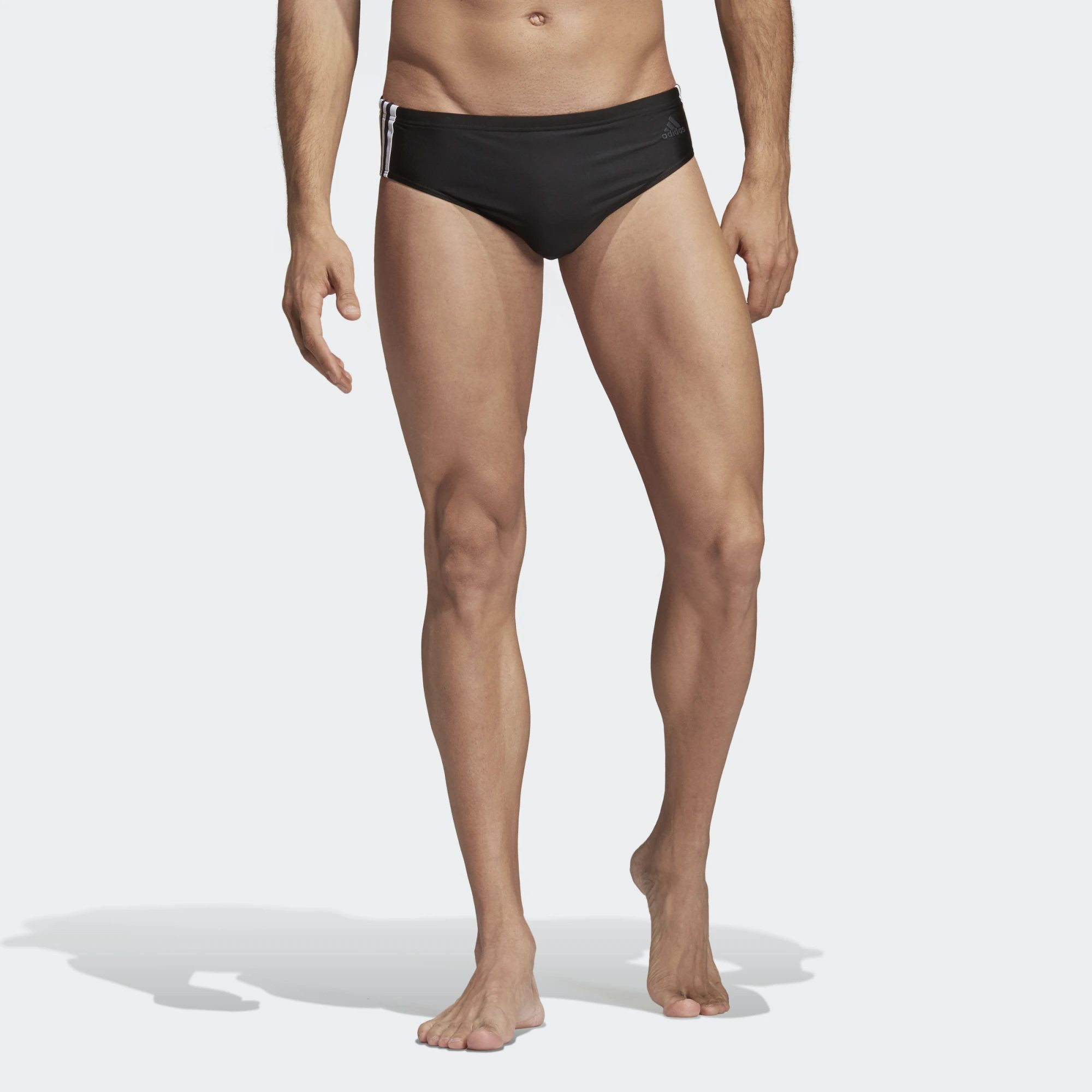 adidas Fitness 3-Stripes Swim Trunks - Ανδρικό Μαγιό (9000023351_1480)
