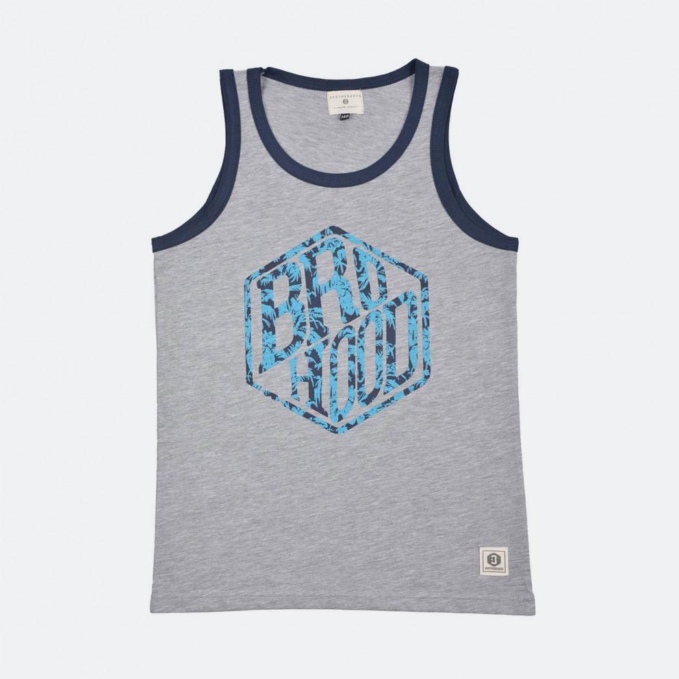 Brotherhood Bro-Hood Logo Sleeveless T-shirt