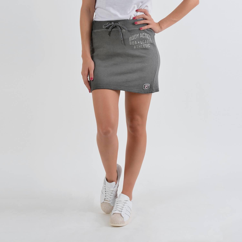 Body Action Women Sweat Skirt (9000007257_1899)