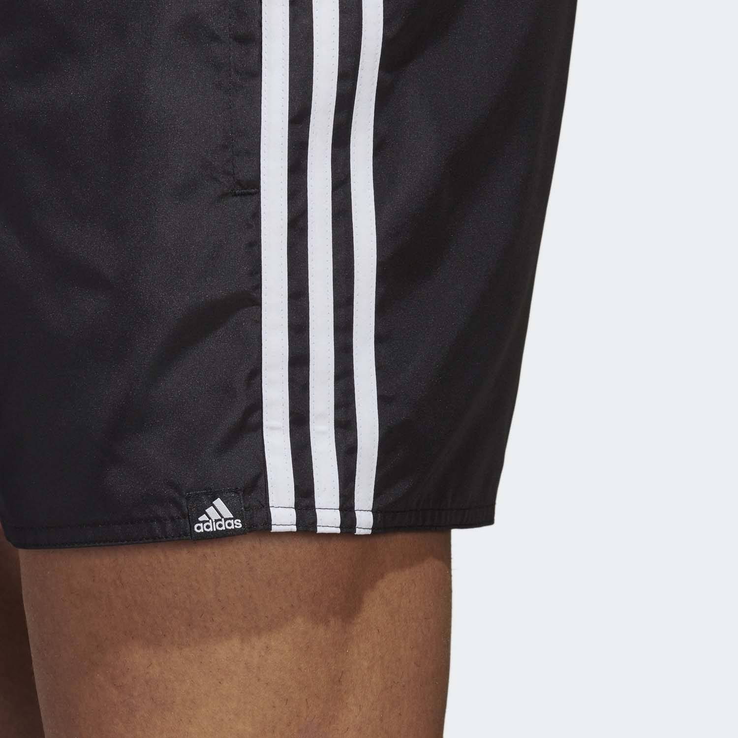 adidas Performance 3-Stripes Swim Shorts