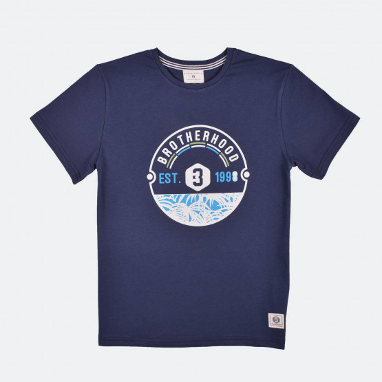 Brotherhood Round logo T-shirt