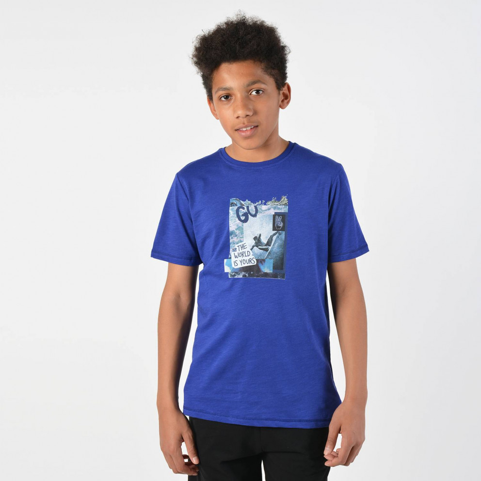 Bodytalk The World Is Yours Tee