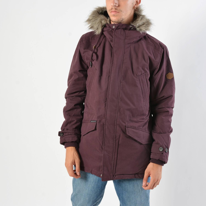 Basehit Men's Hooded Jacket (9000019114_35815)