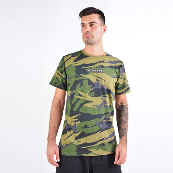 Oneil Lm Allover Summer T-Shirt
