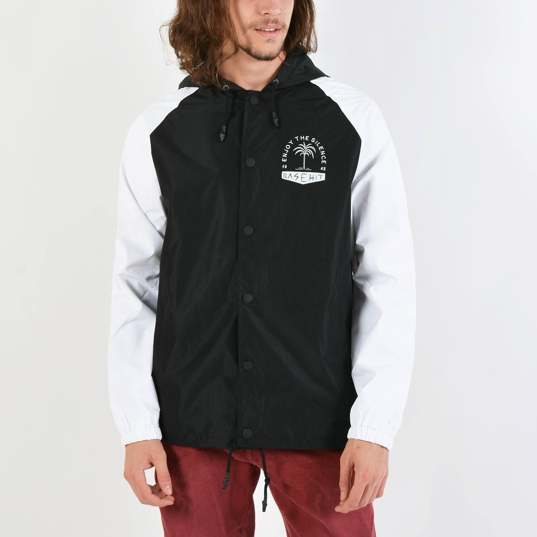 Basehit Men's Jacket With Hood (9000027102_38289)