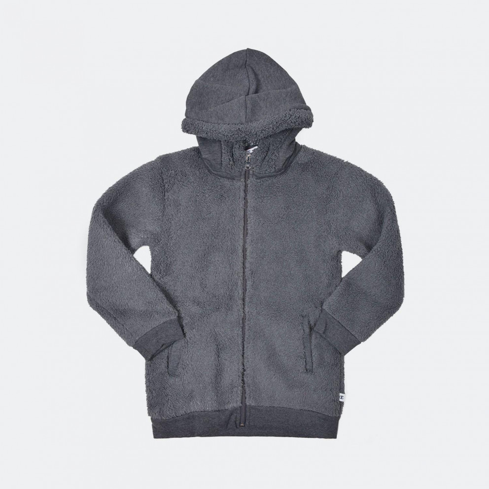 Champion Maxi Hooded Full Zip Sweatshirt
