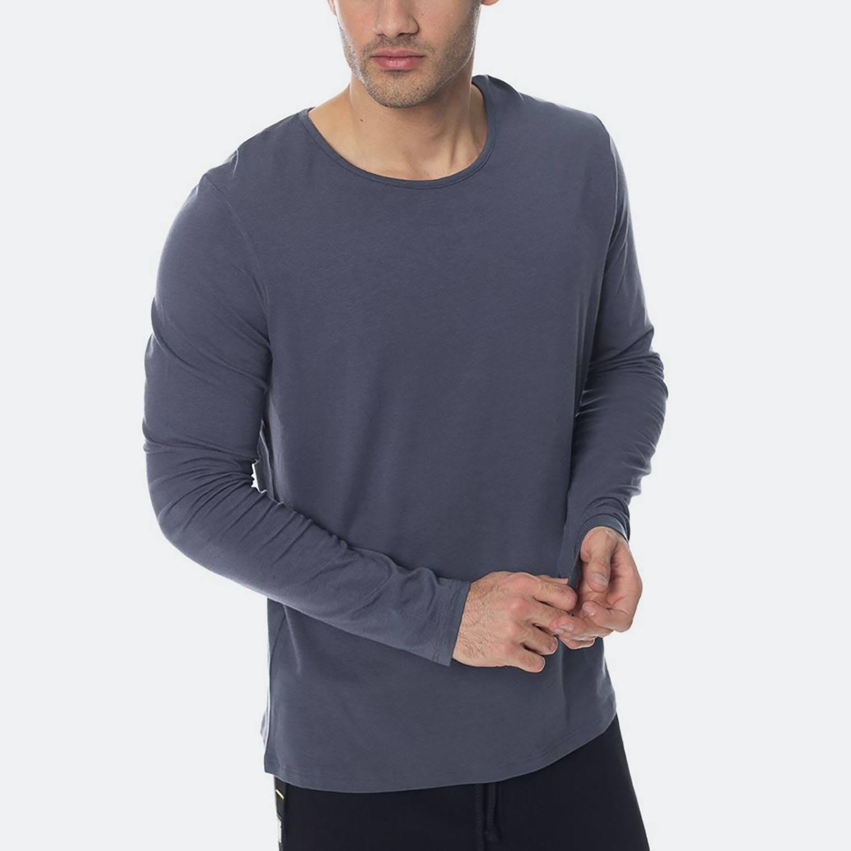BODYTALK Men's Longsleeved T-shirt (9000019502_1633)