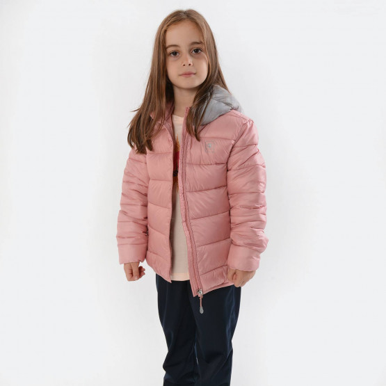 Champion Girls' Hooded Jacket