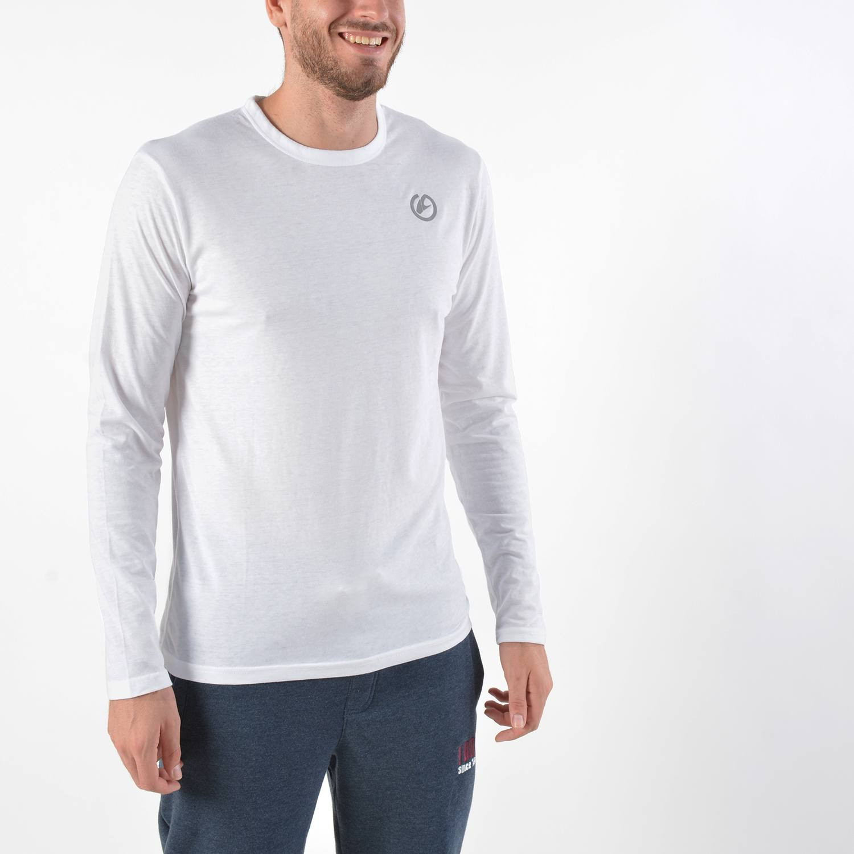 Body Action Men's Long-Sleeve T-Shirt (9000016609_1898)