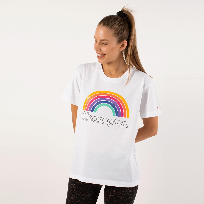 Champion Rainbow Women's T-Shirt (9000037618_1879)