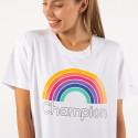 Champion Rainbow Women's T-Shirt