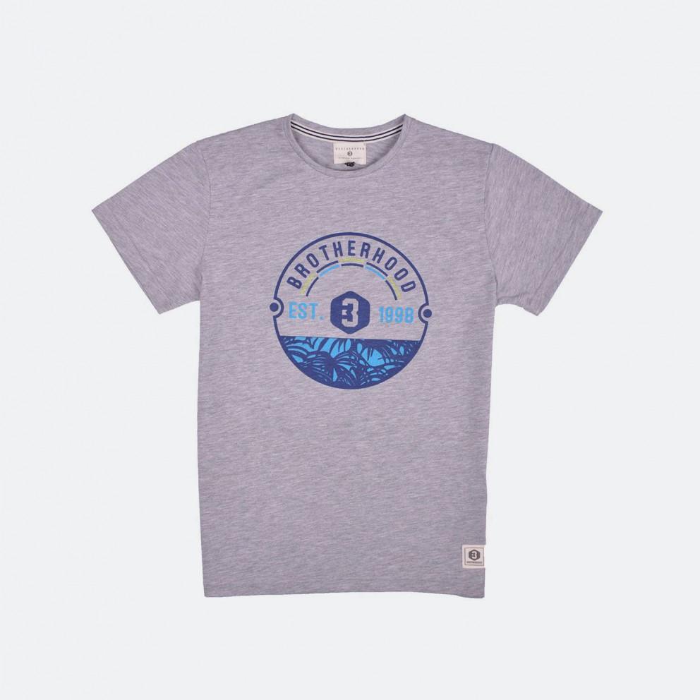 Brotherhood Round logo T-shirt