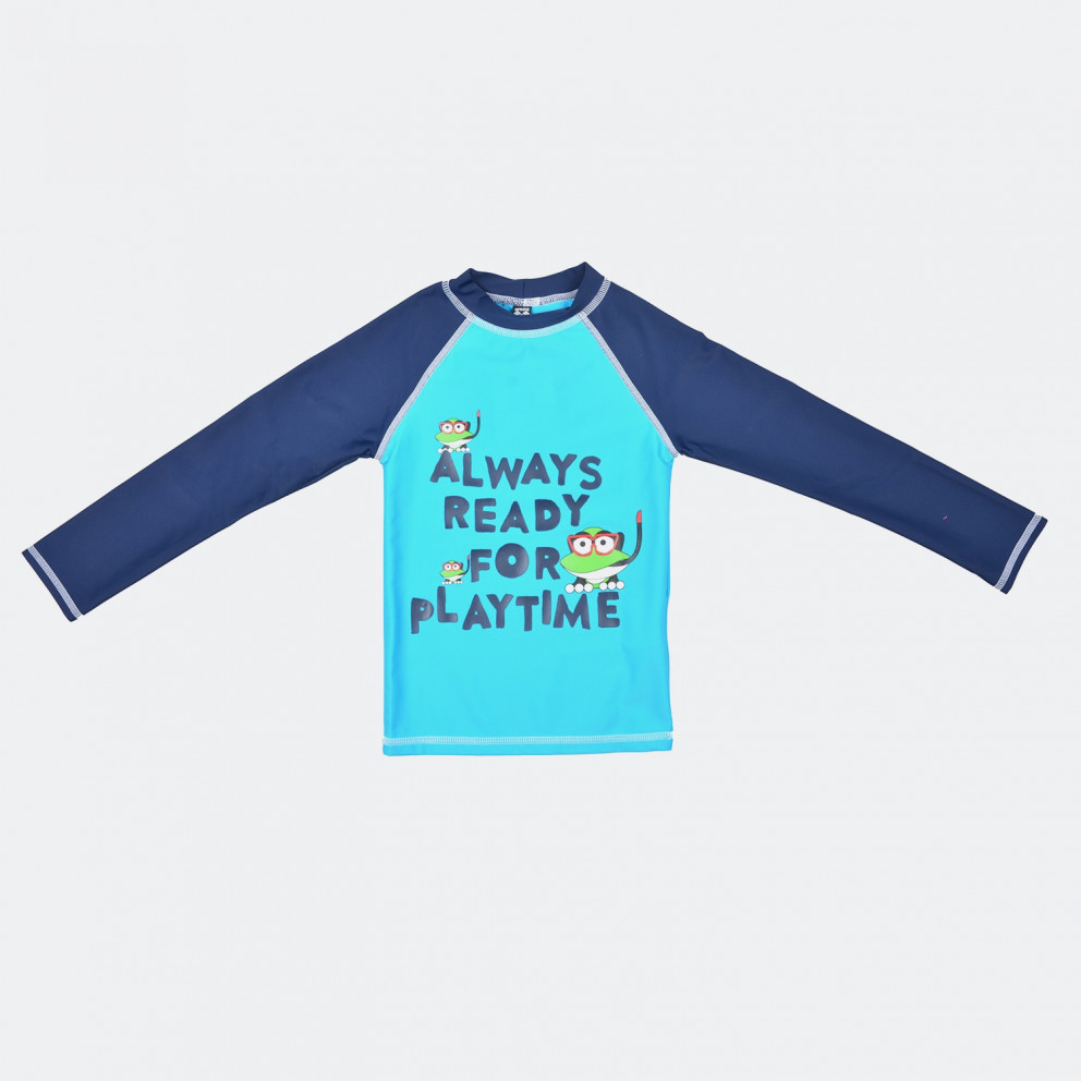 Arena Arena Water Tribe Kid B Uv L/s